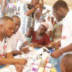 Makoko, Lagos Nigeria Medical Outreach 2019