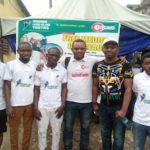 Over 250 residents of Lagos Island benefit from Medical Outreach
